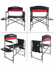Кресло кемпинговое Kingcamp Steel Director chair (53x50x83) - 2