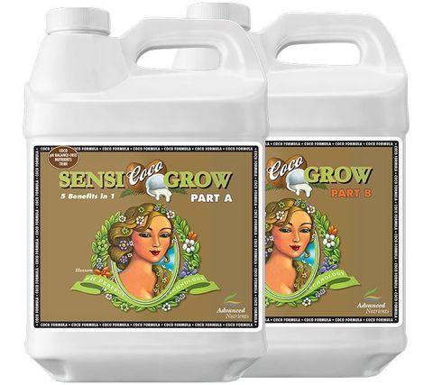 Удобрение Advanced Nutrients Sensi Grow A+B Coco 0,5 л