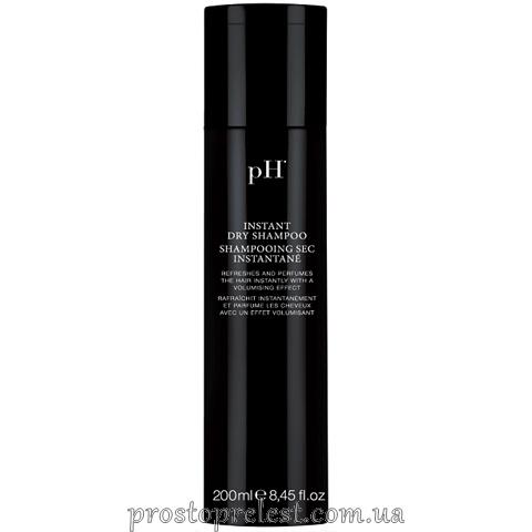 pH Laboratories Flower Instant Dry Shampoo — Сухий шампунь освіжаючий