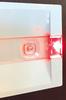 Красный светодиод сигнализирует об неисправности аккумулятора автономного светильника аварийного освещения UP LED LITE