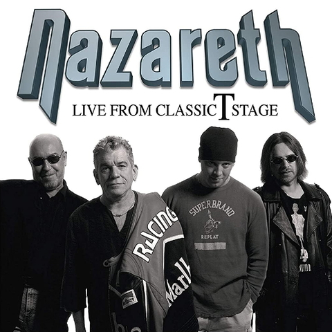 Nazareth / Live From Classic T Stage (2LP)