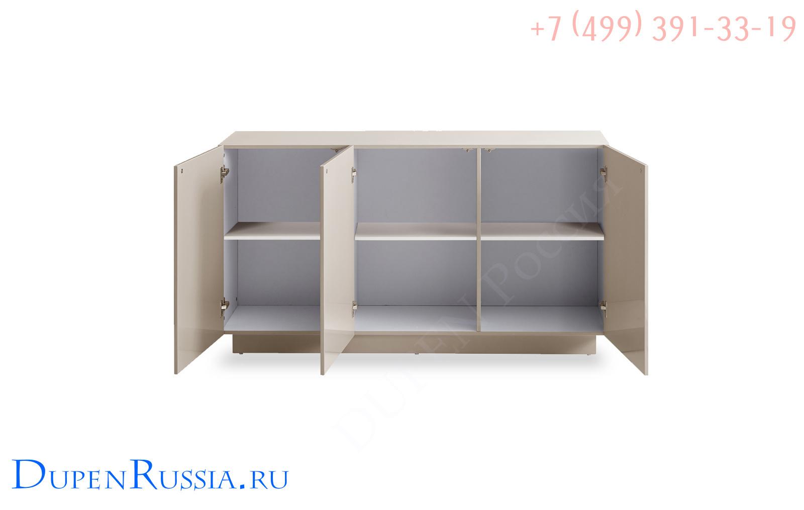 Буфет ESF TG1652 кремовый