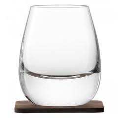Набор из 2 стаканов «Islay Whisky» с деревянными подставками , 250 мл, фото 2