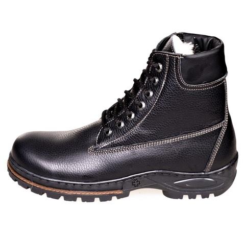 Ботинки зимние Тайга (Кожа/Натуральный мех)