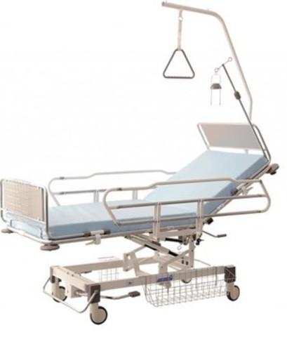 Кровать медицинская функциональная секционной конструкции