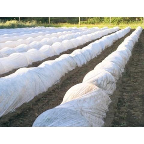 Агротекс'Пром 60 белого цвета с укрепленными краями
