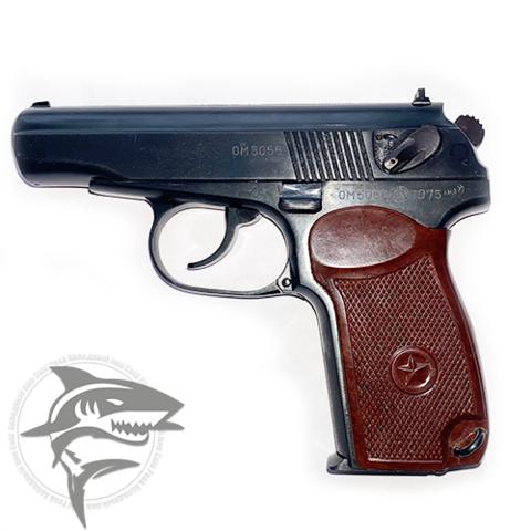 Охолощенный пистолет Макарова (ТОЗ) 10х24