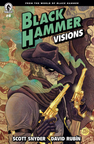 Black Hammer Visions #8 Cover A