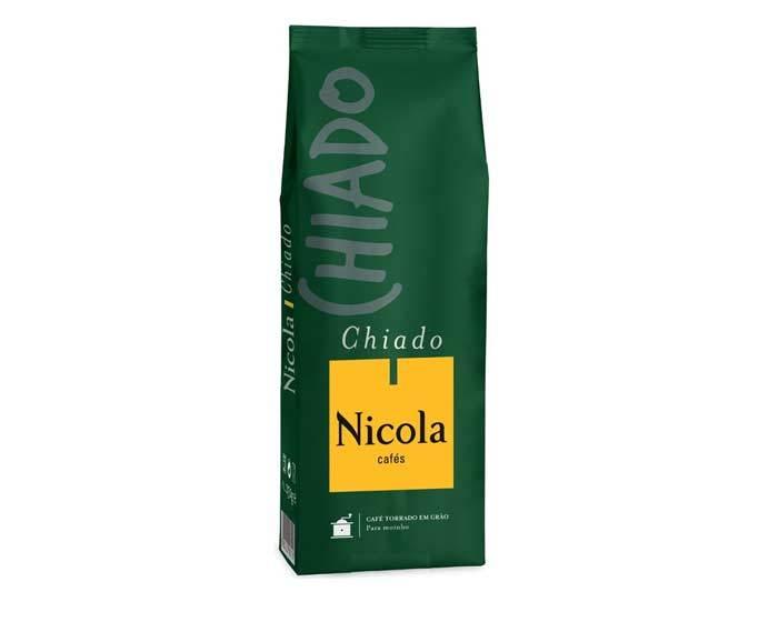 Кофе в зернах Nicola Chiado, 1 кг