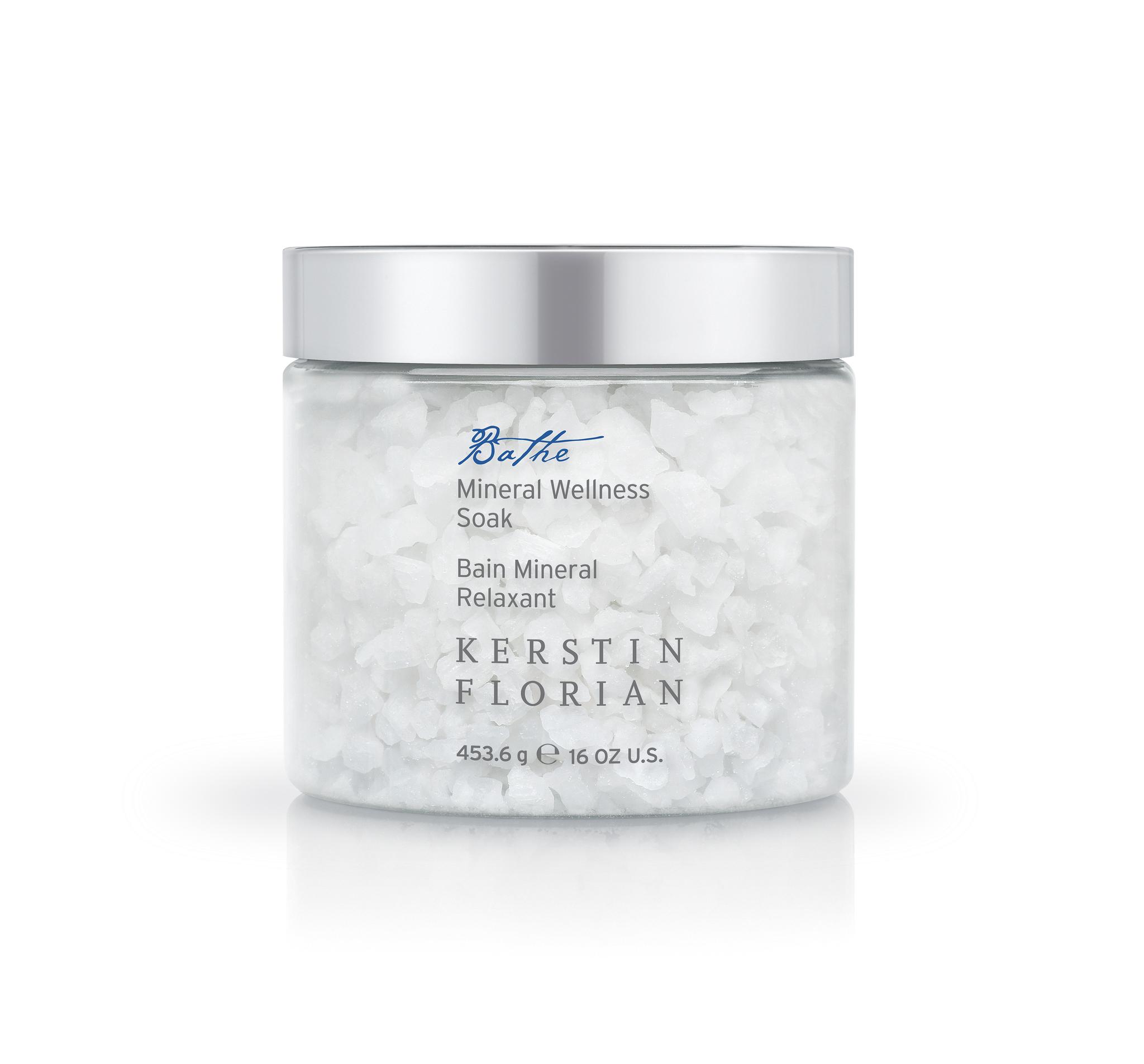 Минеральная соль для ванны/ Mineral Wellness Soak (8 ванн/453 гр.)