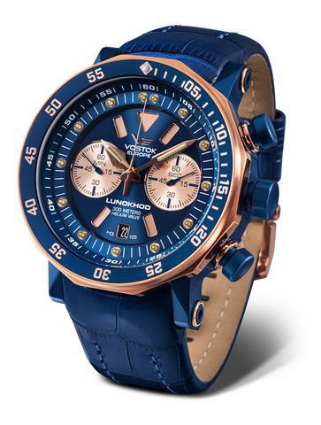 Часы наручные Восток Европа Луноход-2 6S21/620E631
