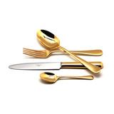 Набор полированный 24 пр ATLANTICO GOLD, артикул 9201, производитель - Cutipol