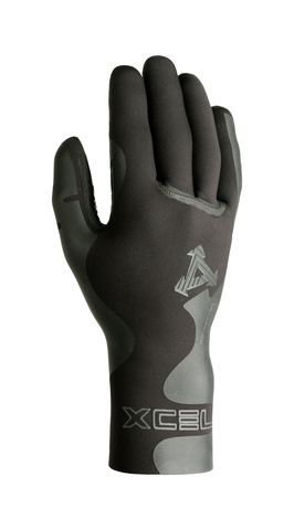 XCEL Infiniti 5 Finger Glove 5mm