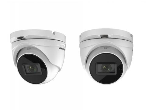 HD-TVI видеокамера Hikvision DS-2CE79U8T-IT3Z