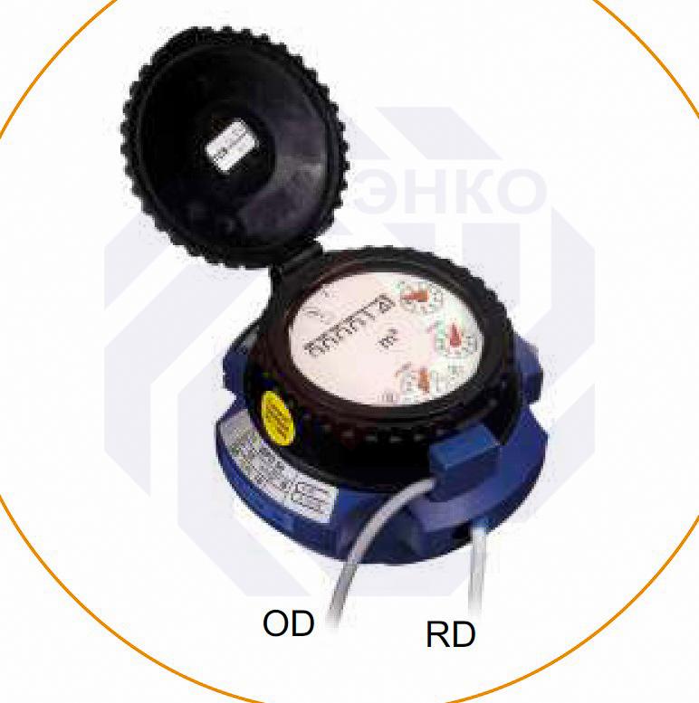 Устройство импульсного выхода SENSUS RD 022