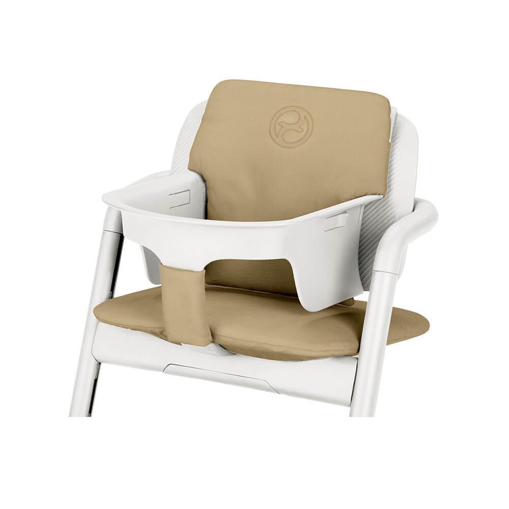 Cybex Lemo Comfort Inlay Набор мягких чехлов к стульчику Cybex Lemo Comfort Inlay Pale Beige CYB_18_deta_MAGR_Highchair_ComfortInlay_0925.jpg
