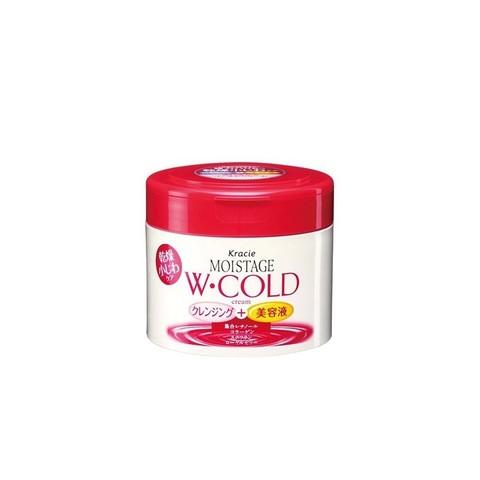 Очищающий и увлажняющий холодный крем против морщин Kracie Moistage 230 гр