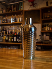 Шейкер рифленый для приготовления коктейлей «Пробар», 700 мл, фото 2