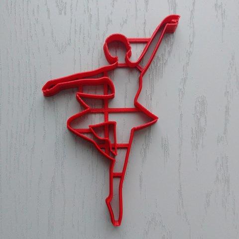 Балерина №1