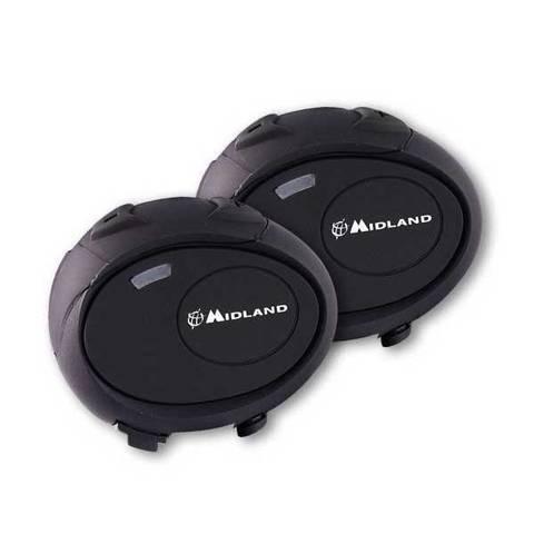 Bluetooth гарнитура MIDLAND BT CITY комп. 2шт