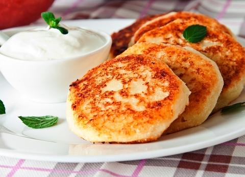 Сырники с творогом  замороженные, вкусно по-домашнему