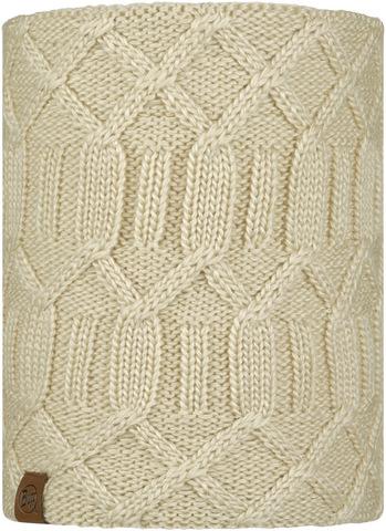 Вязаный шарф-труба с флисом Buff Neckwarmer Knitted Polar Slay Cru фото 1
