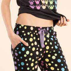 Женские брюки пижамные E21K-22D101