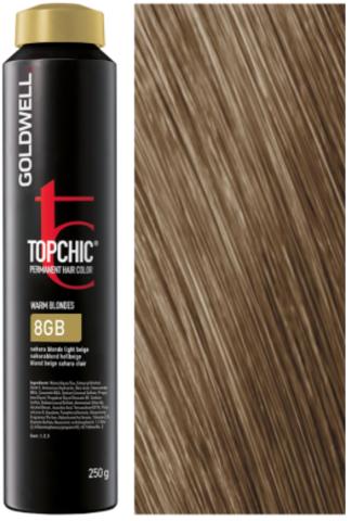 Goldwell Topchic 8GB песочный светло-русый TC 250ml