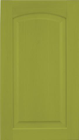 Фасад цвет: олива