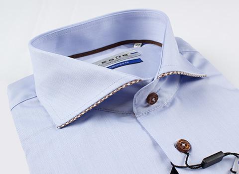 Рубашка Ledub tailored fit 0137266-120-640-650