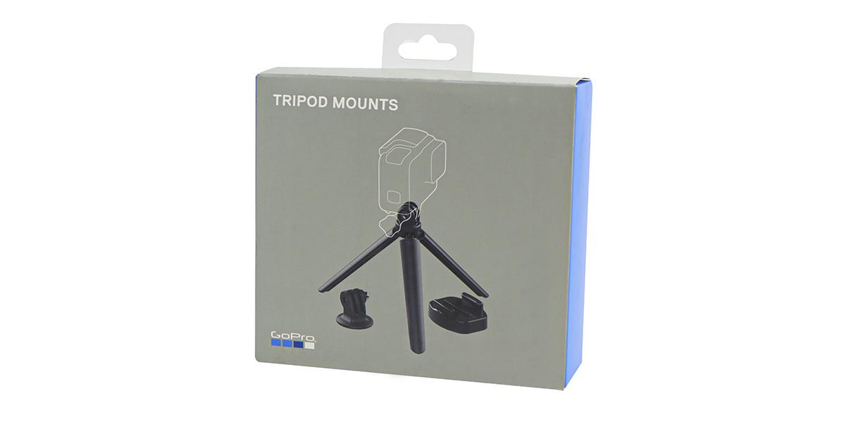 Крепления на штатив GoPro Tripod Mounts