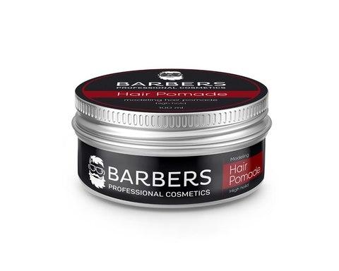 Помада для волосся Barbers Modeling Hair Pomade High Hold 100 мл (1)
