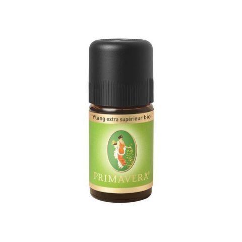 Эфирное масло Иланг-Иланга супер экстра био Primavera, 5 мл