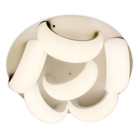 Потолочный светодиодный светильник с пультом FC12/6 WH 120W 650*650*190 (ПДУ РАДИО 2.4)