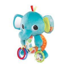 Bright Starts Мягкая игрушка-погремушка