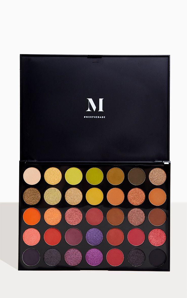 Morphe 35M palette