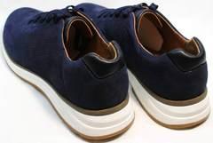 Повседневные кроссовки мужские для города Faber 1957134-7 Blue