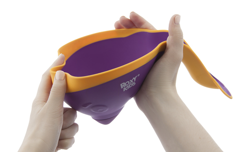 Ковш для ванны Flipper с лейкой, Цвет фиолетовый.