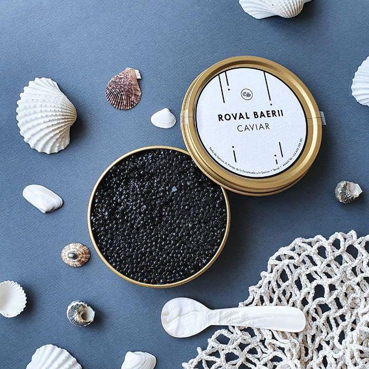 Caviar negro 500g