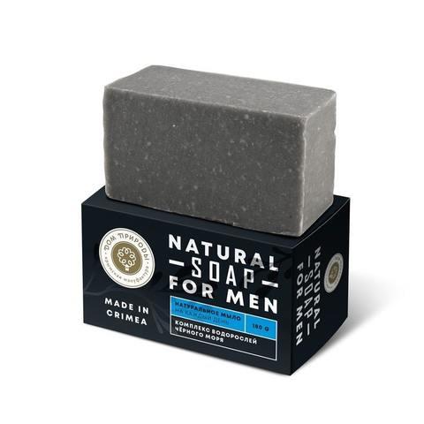 Натуральное мыло «На каждый день» для мужчин (Дп)