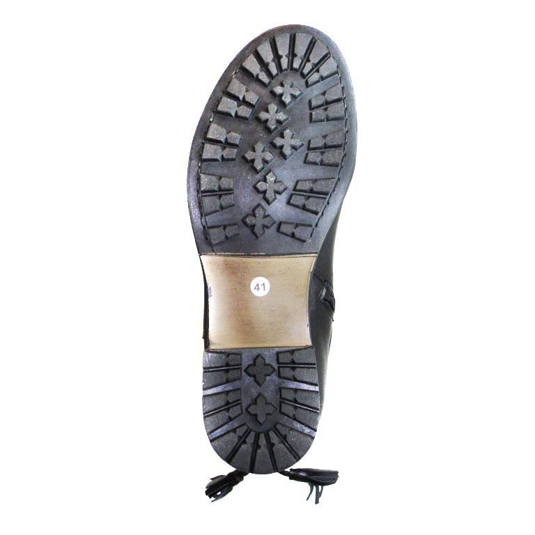 506577 сапоги женские больших размеров марки Делфино