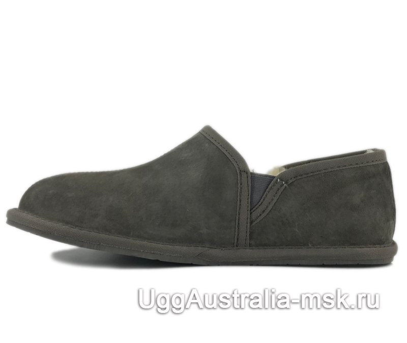 UGG Men's Scuff Romeo II Gray