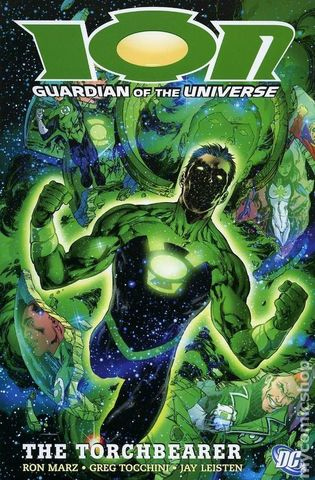 Ion Guardian of the Universe: The Torchbearer TPB