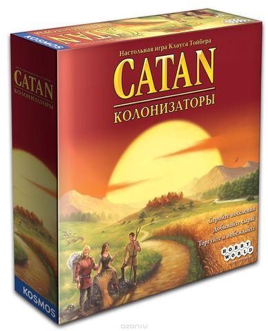 Колонизаторы (4-е рус. изд.)