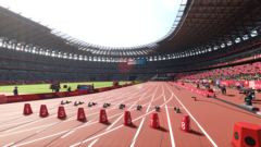 Tokyo 2020 Олимпийские игры (PS4, русские субтитры)