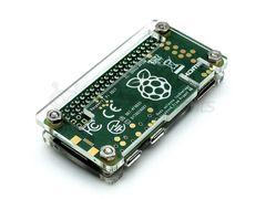 Корпус Raspberry Pi Zero, прозрачный