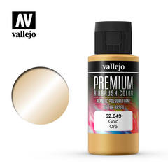 Premium color 60ml. 049-gold