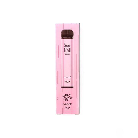 Одноразовая электронная сигарета HQD IZI MAX Peach (Персик)