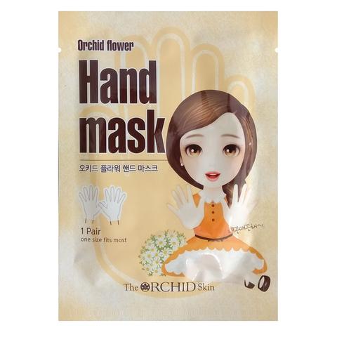 Тканевая маска для рук The Orchid Skin с экстрактом орхидеи 18 мл