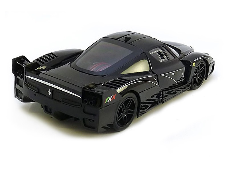 Коллекционная модель Ferrari FXX Evoluzione Frank Muller 2009 Black